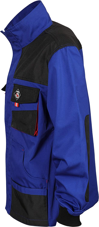 Stenso Emerton/® strapazierf/ähig viele Farben Herren Multifunktionale Arbeitsjacke Bundjacke