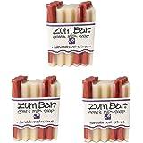 Indigo Wild: Zum Bar Goat's Milk Soap Bar, Sandalwood Citrus 3 oz (3 pack)