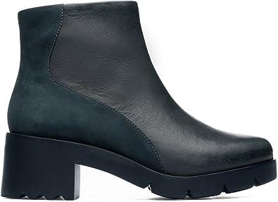 Camper Wanda K400228-001 Ankle Boots Women Blue