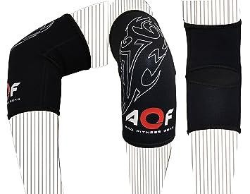 RDX Adjustable Neoprene Elbow Support Brace Arm Pad Guard Bandage Wrap Injury