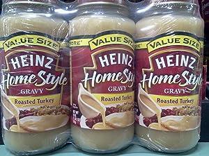 Heinz Homestyle Gravy Roasted Turkey Pack of 3