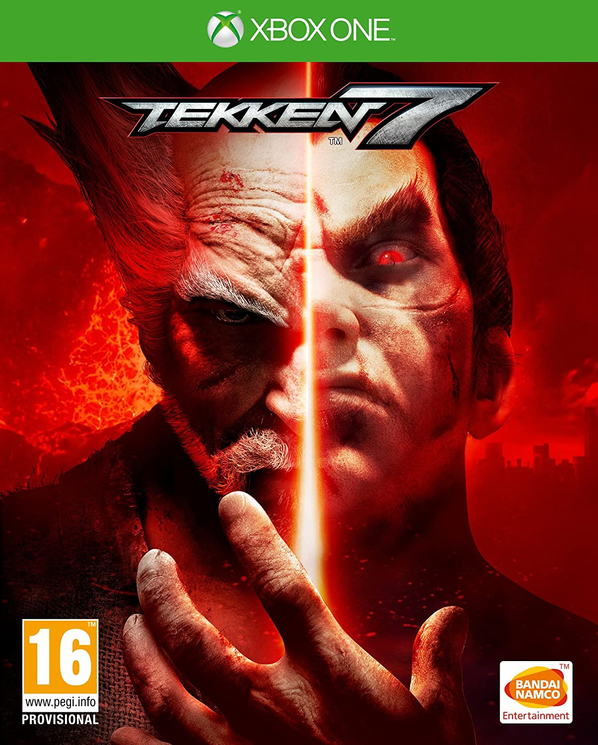 Amazon Com Tekken 7 Xbox One Video Games