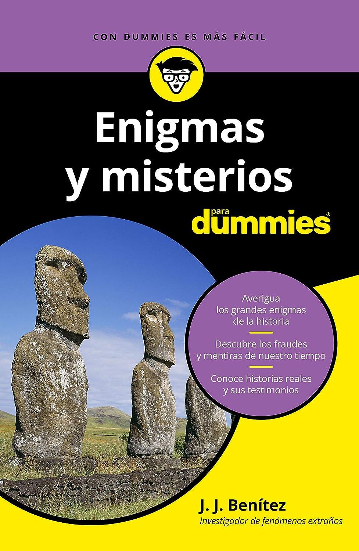Enigmas y misterios para Dummies (Volumen independiente) eBook ...