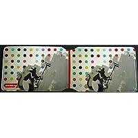 Banksy Pintura Rata Oyster Tarjetero
