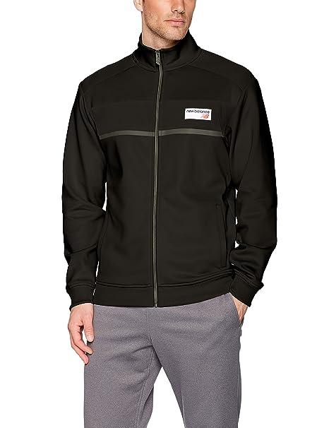 4fd2ce672cf98 New Balance Men Jackets/Lightweight Jacket MJ81551 Athletics: Amazon ...