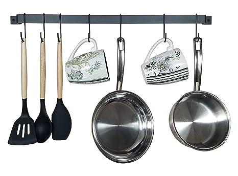 Amazon.com: Organizador de utensilios de cocina y soporte ...