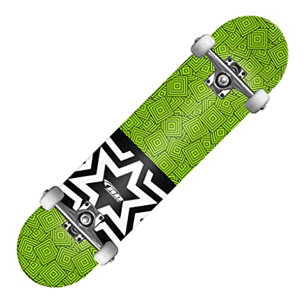 Roller Derby Street Series Square Skateboard