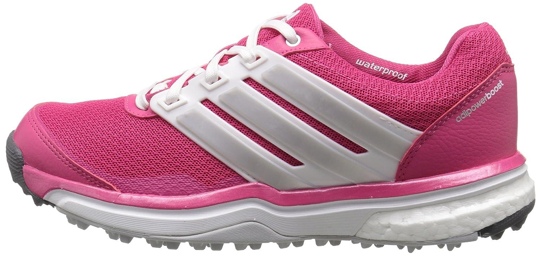 free shipping 97dc0 65123 Zapatillas de golf adidas W Adipower S Boost II Spikeless, de mujer adidas  Raspberry Rose-tmag  Ftwr blanco  plata mate