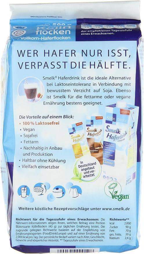 Laktosefreie milchentkoppelte Ernährung