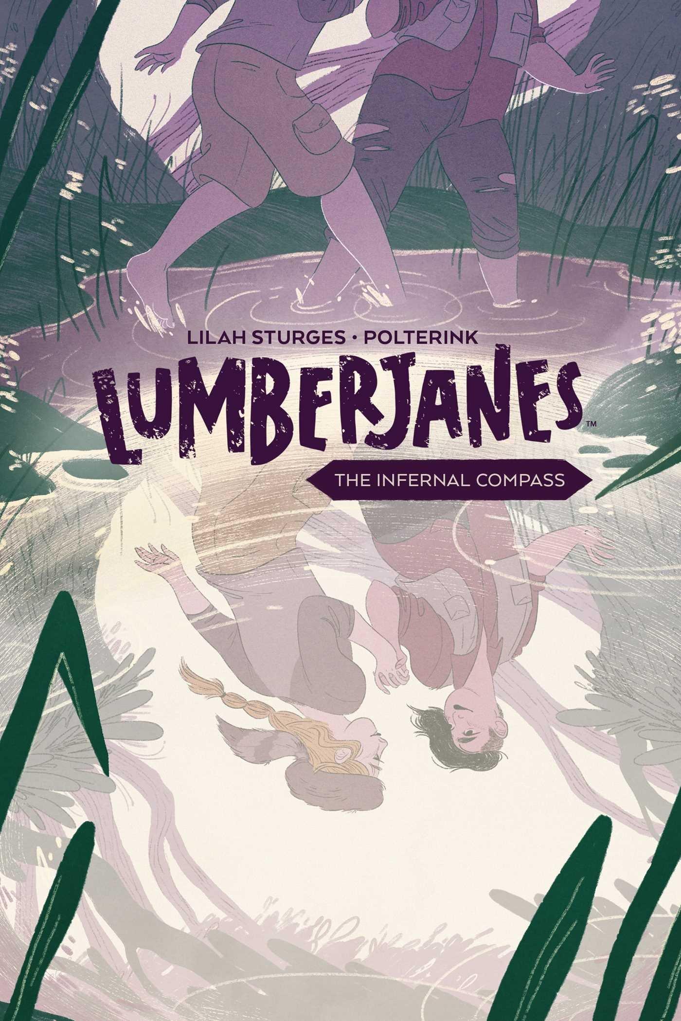 Bonus Tracks Lumberjanes