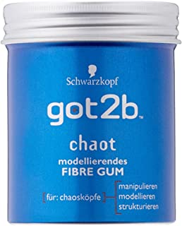product image for Schwarzkopf got2b Chaot Fibre Gum 100 ml