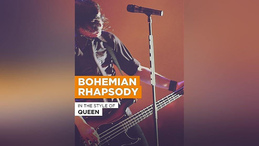 """Bohemian Rhapsody in the Style of """"Queen"""""""
