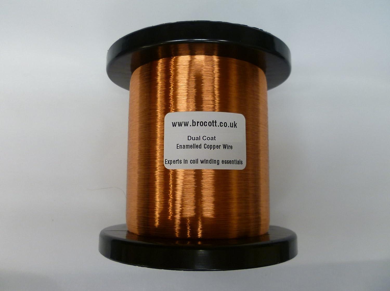 filo di rame smaltato temperatura 212 /°C 0.63mm diametro 1000g