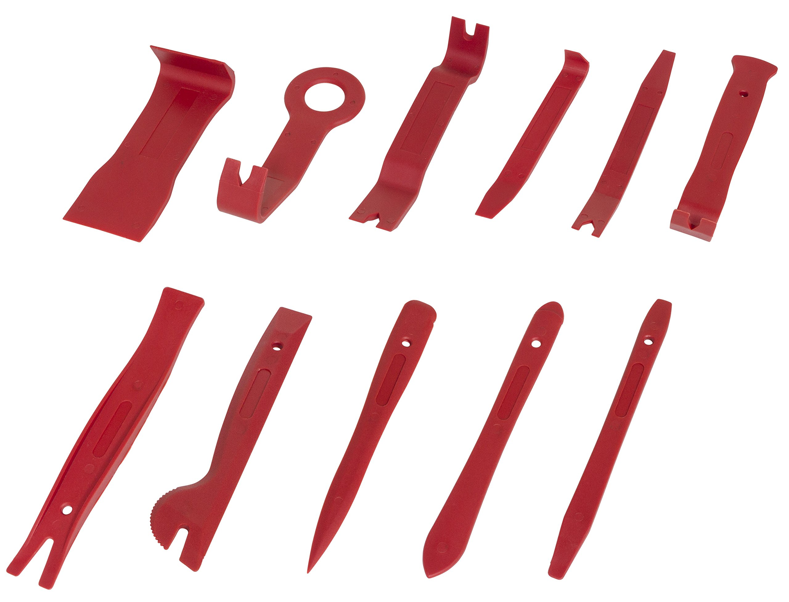 Lisle 68300 11-Piece Trim Removal Set