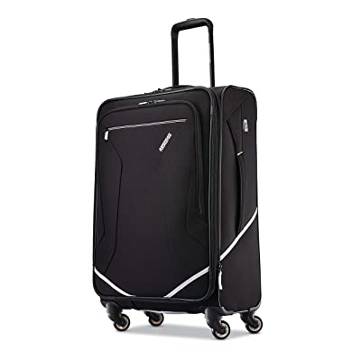 American Tourister Re-flexx Expandable Softside Carry On Luggage