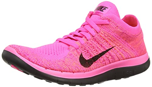 separation shoes bef57 9543c Nike Free 4.0 Flyknit, Women's Running Shoes