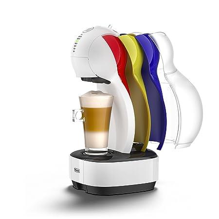 De Longhi edg355.w máquina de Caffe Nescafe, blanco: Amazon.es: Hogar