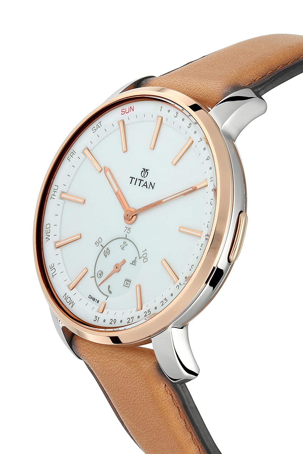 Titan Connected 2.0 Hybrid Smart Watch