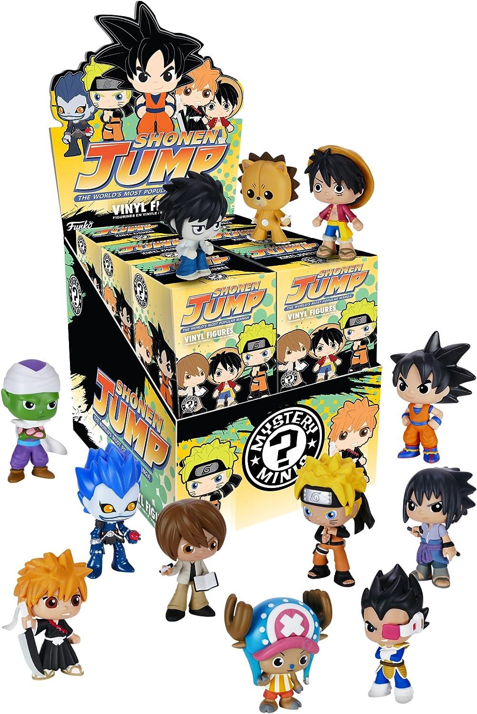 Figura Mystery Minis Anime Series 2 surtido: Amazon.es: Juguetes y juegos