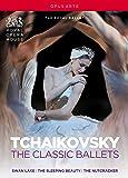 Tchaikovsky: Classic Ballets [Marianela Núñez, Thiago Soares, Miyako Yoshida] [Opus Arte: OA1119D] [DVD] [2013]