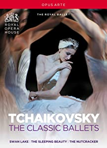 Tchaikovsky Collection - featuring The Royal Ballet