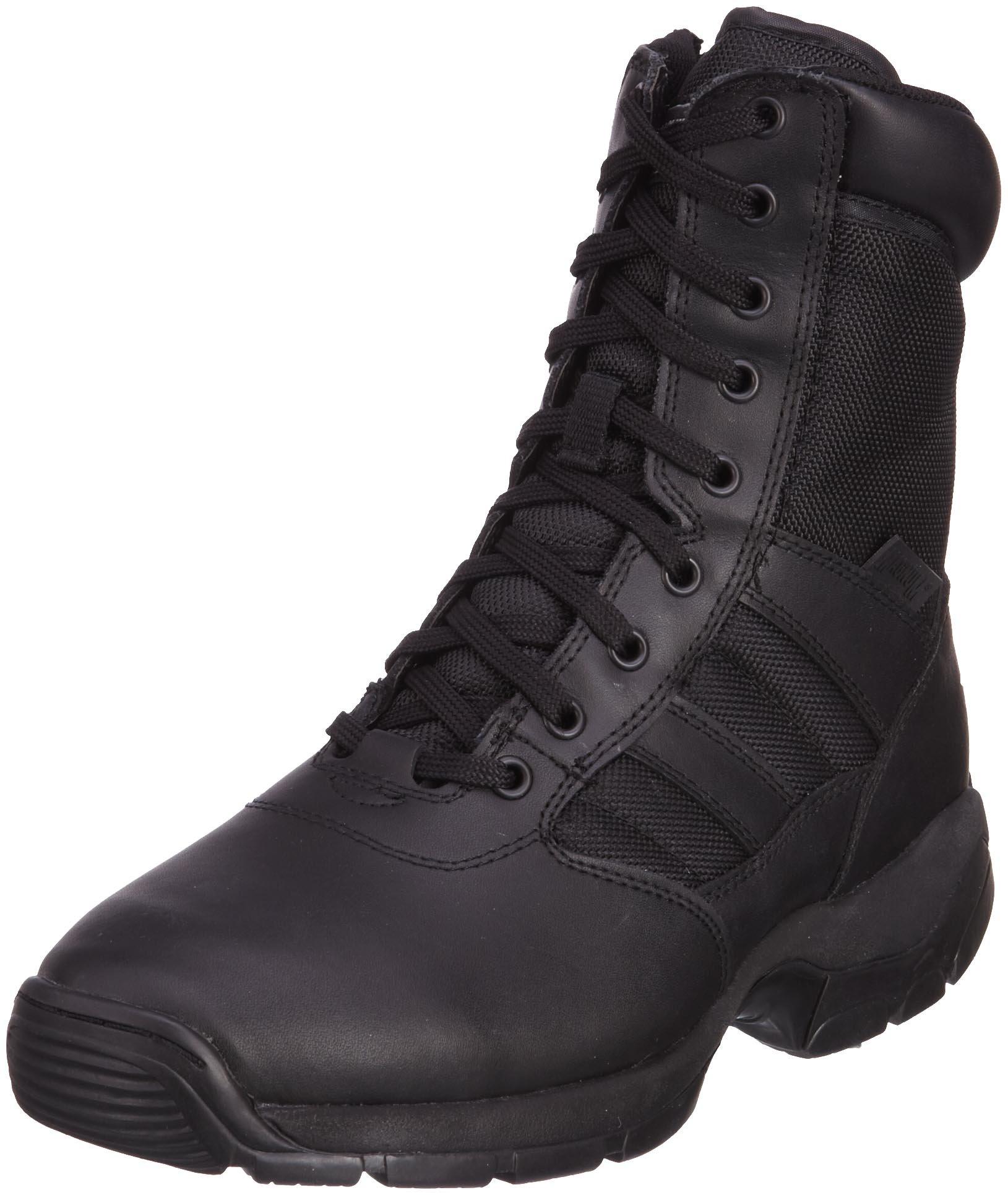 Magnum Panther 8.0 SZ Boots - 8 - Black