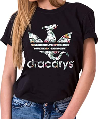 t shirt femme dracarys