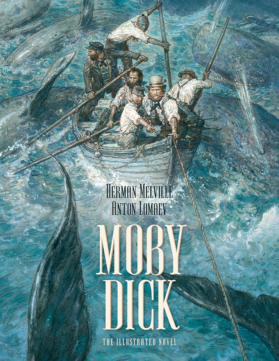 The 100 best novels: No 17 – Moby-Dick by Herman Melville (1851)