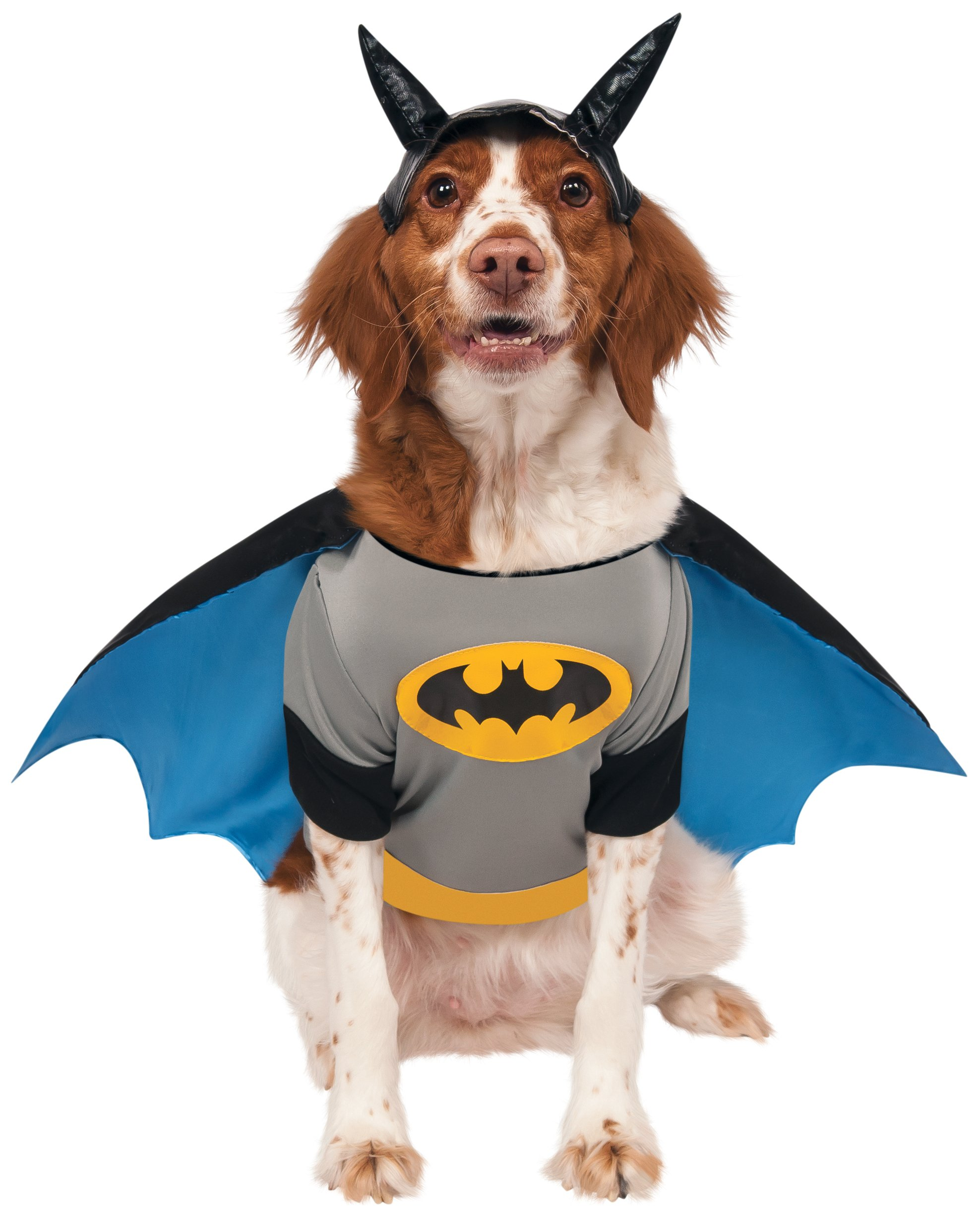 Rubie's DC Comics Pet Costume, Large, Batman