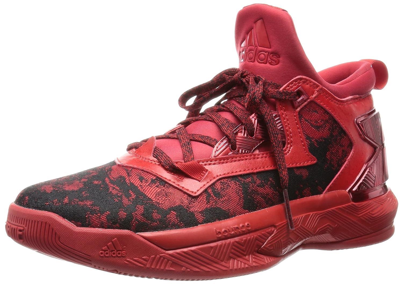 adidas D Lillard 2 Men's Basketball Shoe B0175ZJJ2W 14 D(M) US|Red