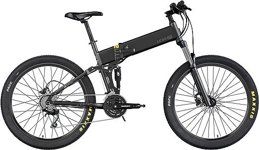 Legend ETNA 500W 45km/h Bicicleta eléctrica de montaña VAE E-MTB ...
