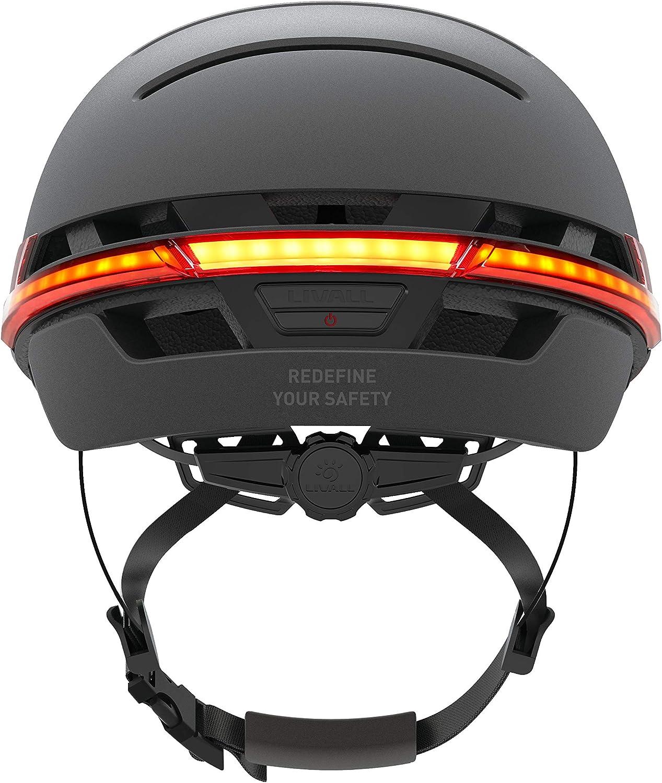 LIVALL BH51T Neo Multifunktionshelm Black 2020 Fahrradhelm