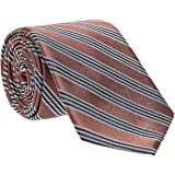Louis Feraud Brown Neck Ties For Men