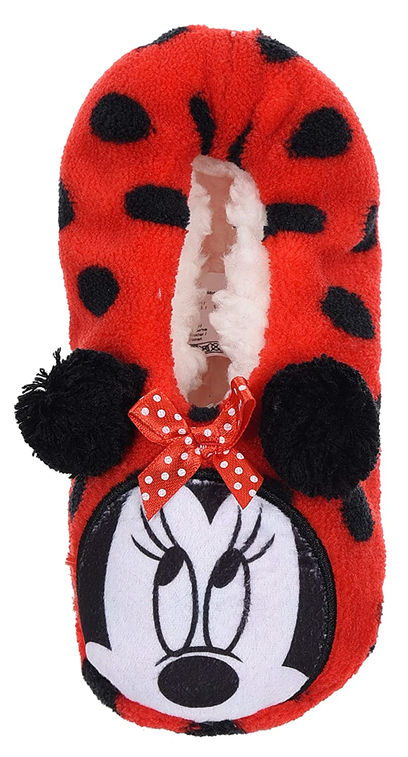 Chausson Fille Minnie Mouse
