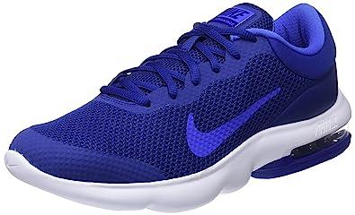 80ac45585e45a4 Nike Herren Air Max Advantage Laufschuhe Mehrfarbig (Deep Royal Bluee Lt R  401)