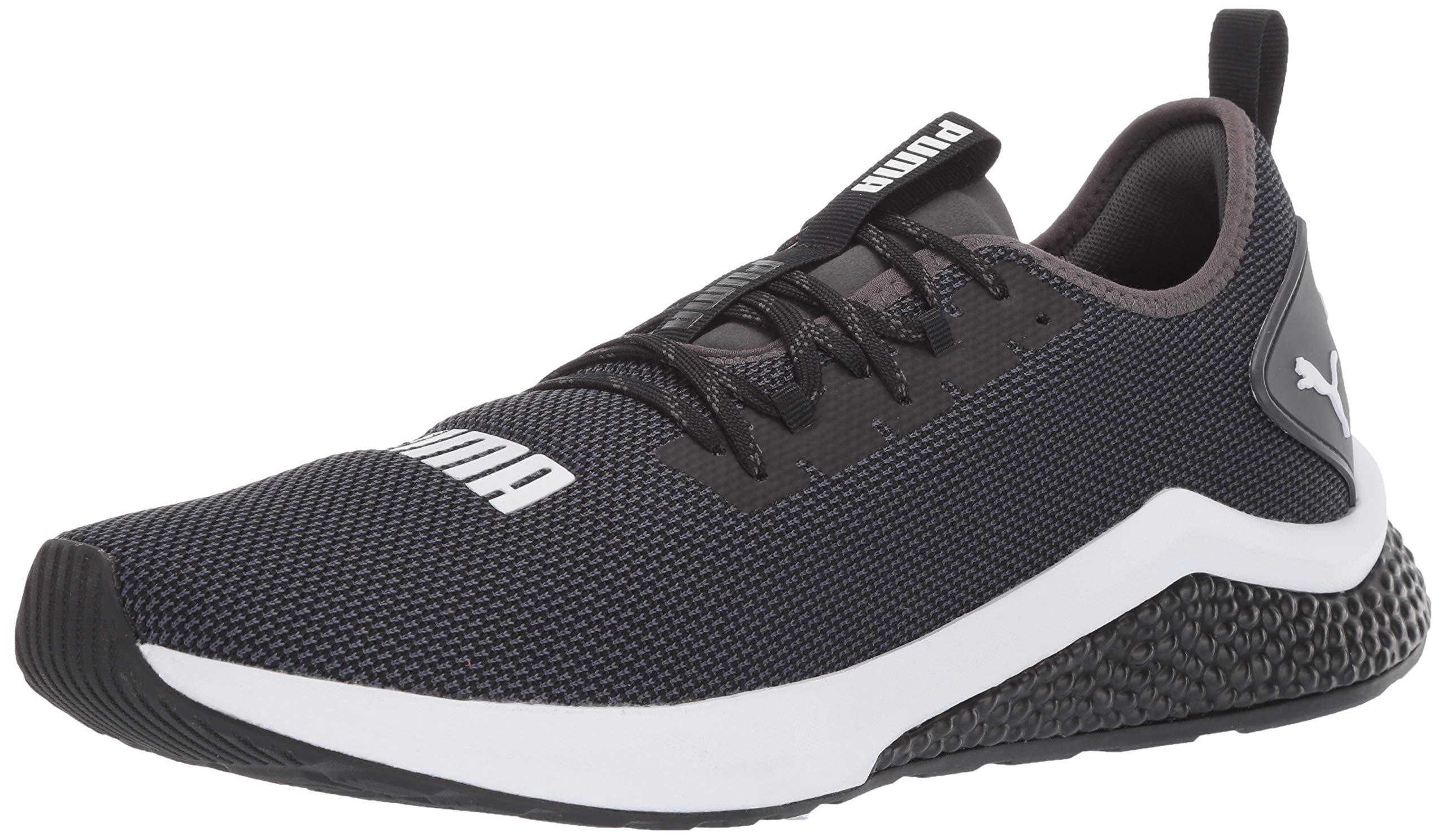 PUMA Para Hombre Hybrid NX zapatilla de deporte Negro blancoo, 7 M US-elegir talla Color