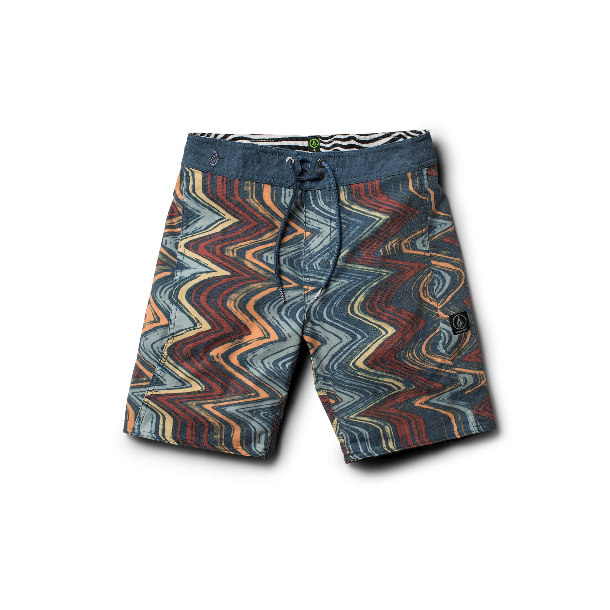 Volcom Big Boys' LO FI Boardshort, Sunburst, 27