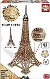 Educa Borrás - 16998.0 - 3D Monument - Puzzle - Tour Eiffel
