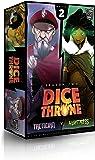 Roxley Games Dice Throne Season 2 Battle Box 2 Tactician VS Huntress Board Game