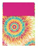 The Gift Wrap Company Tie Dye Bursts Sliding Gift