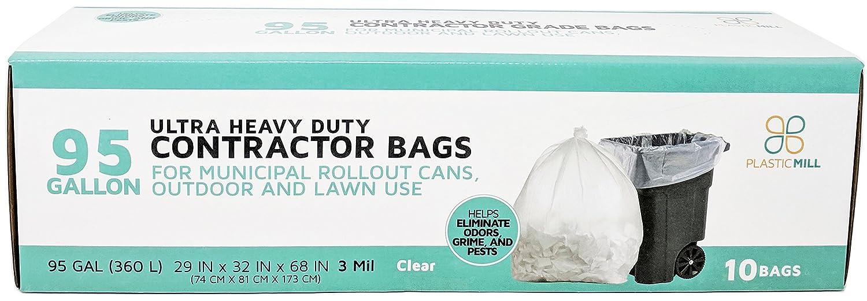 2b48c531546 Amazon.com  PlasticMill 95 Gallon