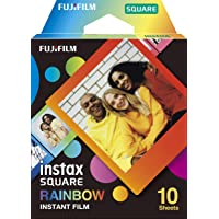 instax SQUARE Rainbow Ram, 10 pack