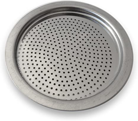 Amazon Com Cuisinox Replacement Stainless Steel Filter For The 3 Cup Liberta Espresso Coffee Makers Silver Kitchen Dining