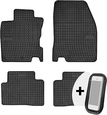 Gummimatten Auto Fußmatten Gummi Automatten Passgenau 4 Teilig Set Passend Für Nissan Qashqai 2 Ii 2013 2018 Auto