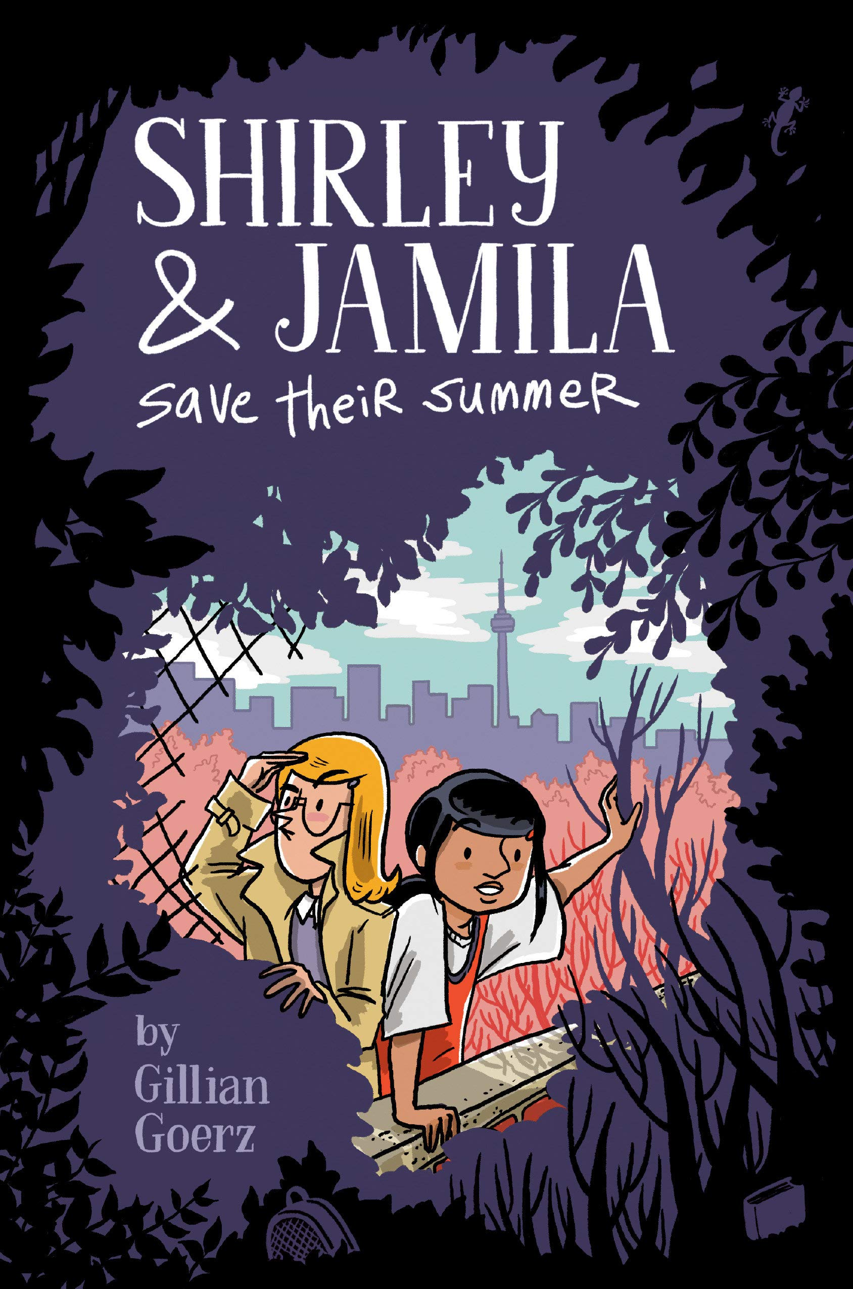 Shirley and Jamila Save Their Summer (Shirley & Jamila): Goerz, Gillian:  9780525552864: Amazon.com: Books