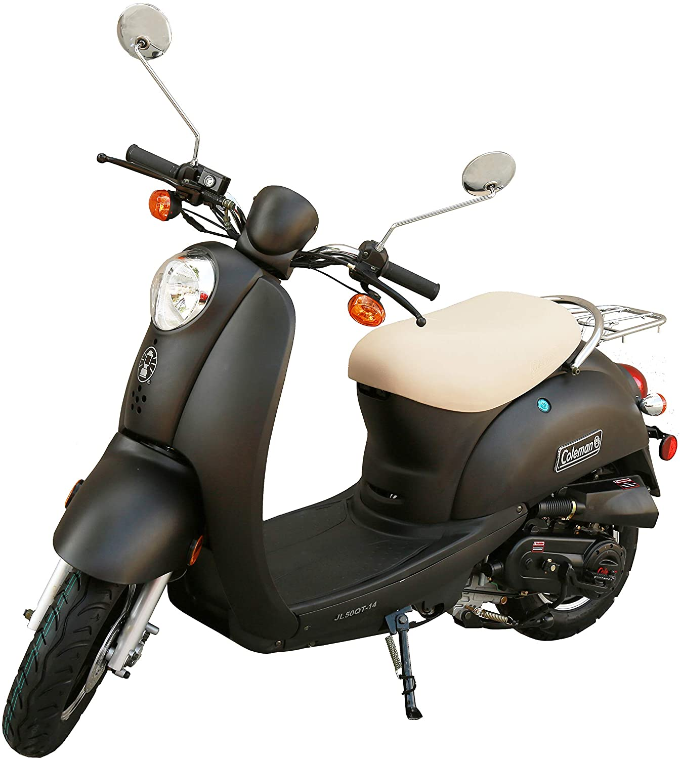 <strong>Coleman Powersports 14 49cc Scooter</strong>}