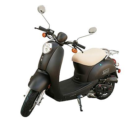 Amazon com: Coleman Powersports 14 49cc Scooter-Street Legal