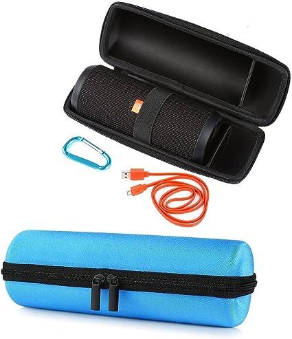 EVA Hard Carrying Case Cover Storage Bag For JBL//Logitech  Bluetooth Speaker