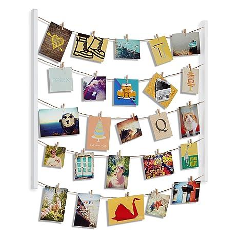 Umbra Hangit Photo Collage Fame - DIY Picture Hangers, Collage ...