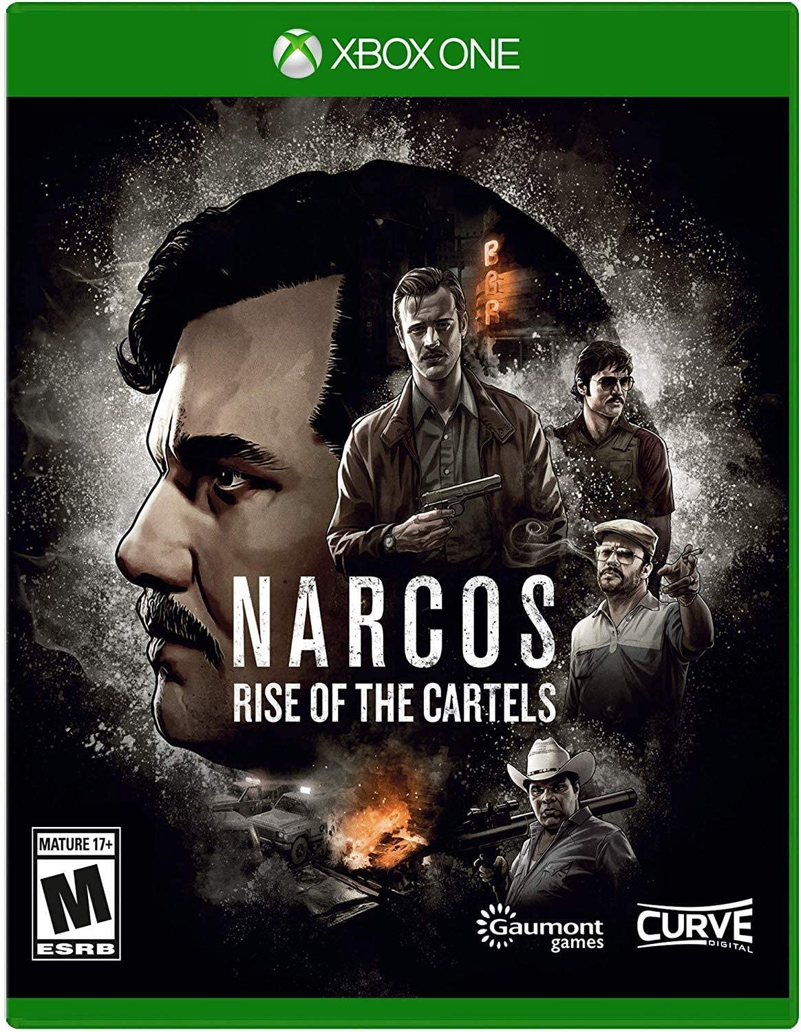 Amazon.com: Narcos - Rise of The Cartels - Xbox One: U&i ...